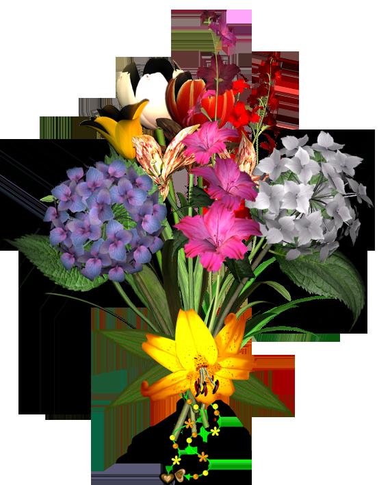 de fleurs au mois de mars